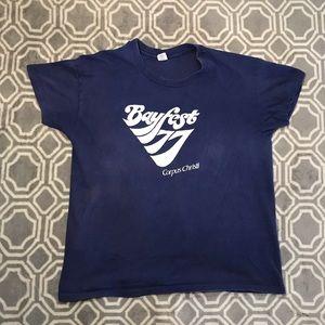 1977 Bayfest Corpus Christi Vintage T Shirt